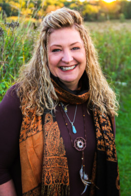 Image of Laura Kuhl, 4th Generation Psychic from Madison, Wisconsin.