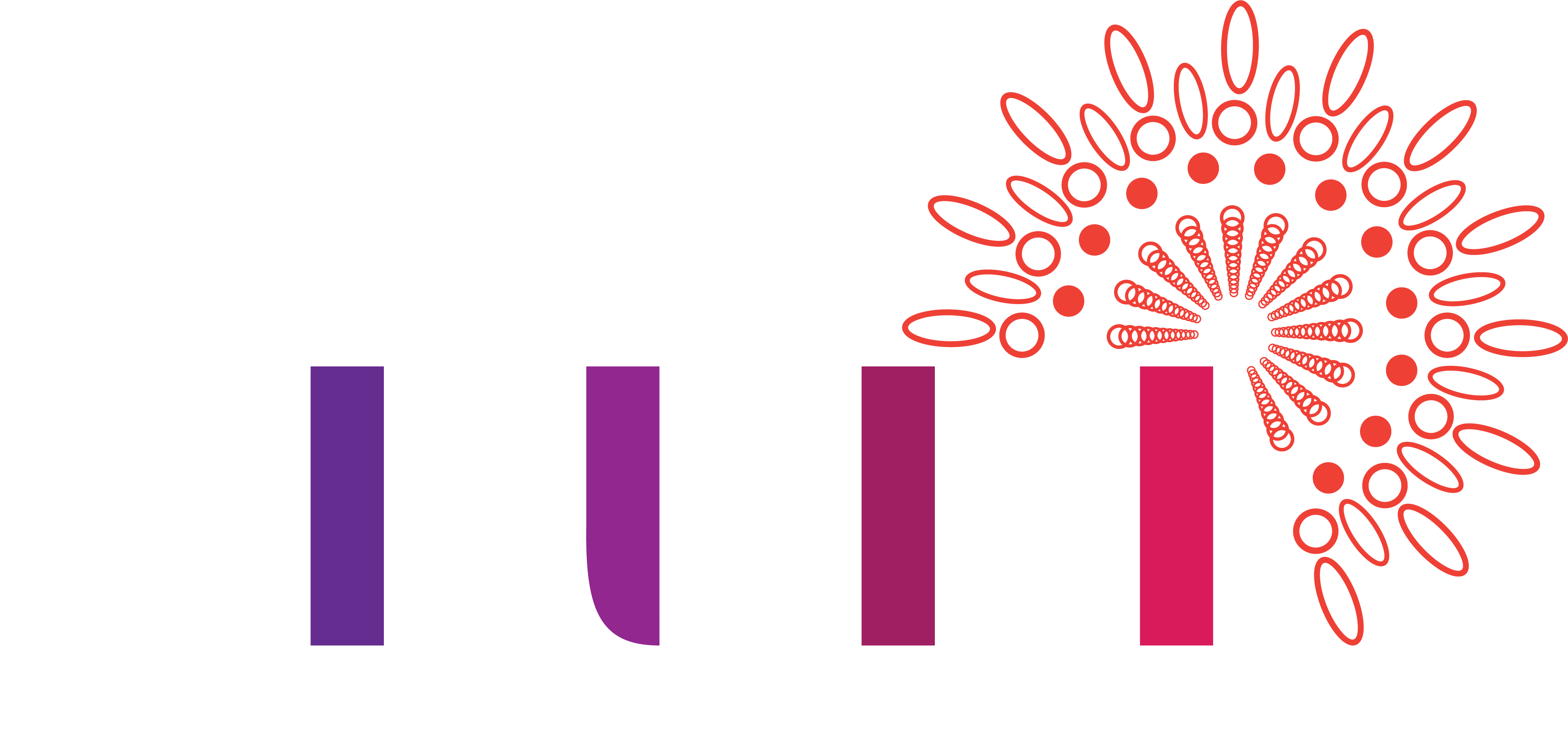 Image of Laura Kuhl's brand logo with white text.